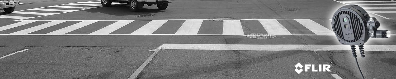 Alerta Luminoso Para Faixas de Pedestres