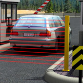 Barreiras Óticas Para Separação de Veículos