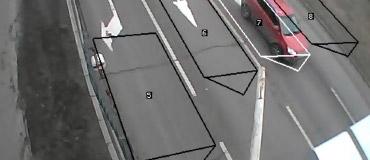 Detecção de Presença de Veículos Traficam FLIR