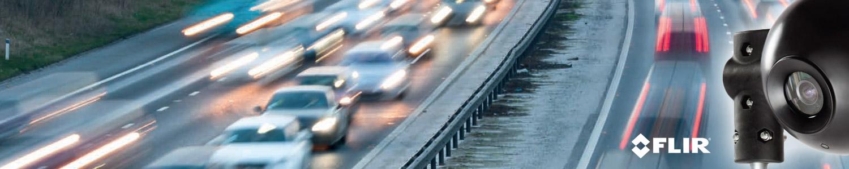 FLIR TrafiRadar Sensor Traffic