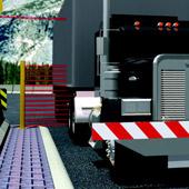 Sensor Banner QS30 Para Detecção de Eixos