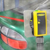 Sensor Banner QS30 Para Detecção de Veículos