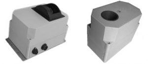 Sensor Radar e Infravermelho Comark