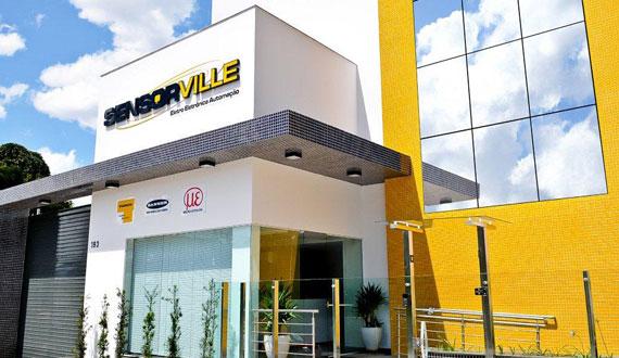 Automação Industrial Joinville Sensorville