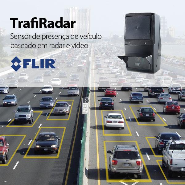 Sistema TrafiRadar FLIR