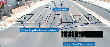 Software FLIR TrafiRadar Sensor Traffic
